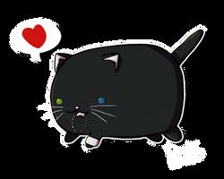 ECLIPSE THE CHIBI CAT