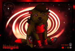 Nalyda profile by AzureHowlShilach