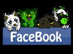 My Facebook by AzureHowlShilach
