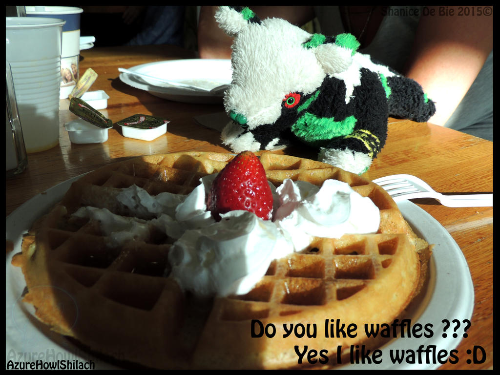 Do You Like Waffles ? Yes I like waffles xD by ...