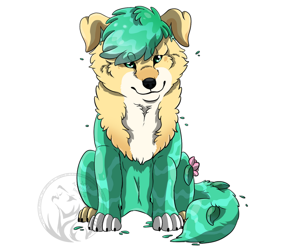Ych Batch Number Three: Caspian By AzureHowlShilach On DeviantArt