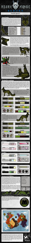 AzureHowl Reborn - Forester species