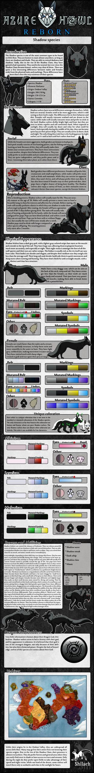 AzureHowl Reborn - Shadow species