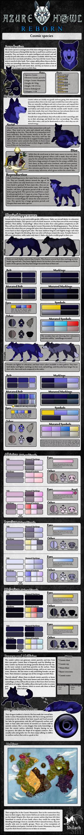 AzureHowl Reborn - Cosmic species