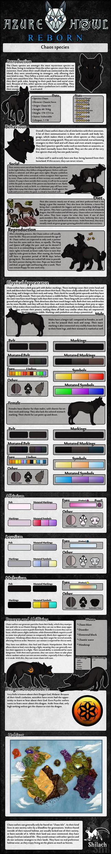 AzureHowl Reborn - Chaos species