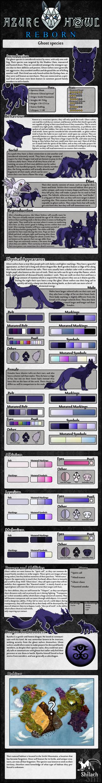 AzureHowl Reborn - Ghost species
