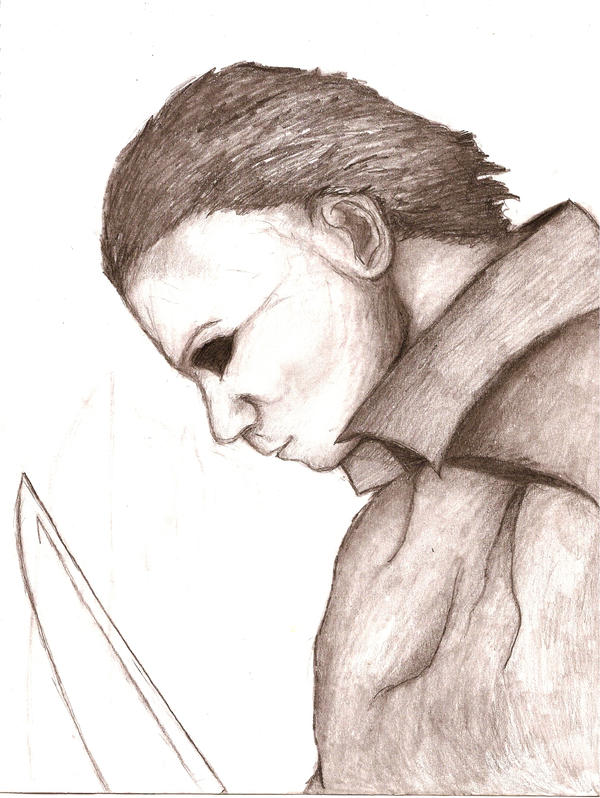 Original Michael Myers by planedreamer on DeviantArt