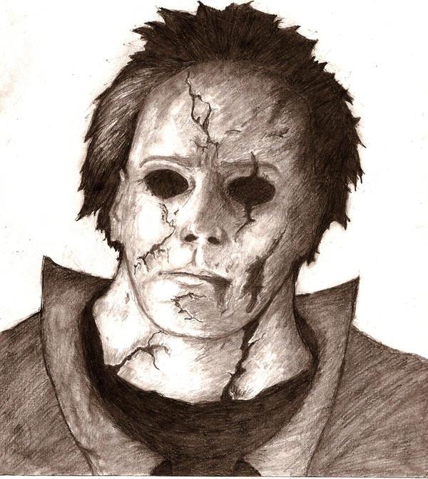 Michael Myers Drawings
