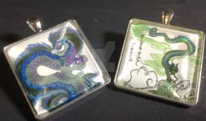 Aquaria Vs Jade Dragon