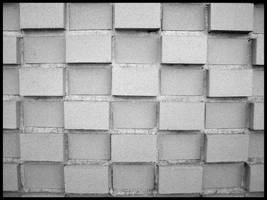 In and Out Bricks by wiebkefesch