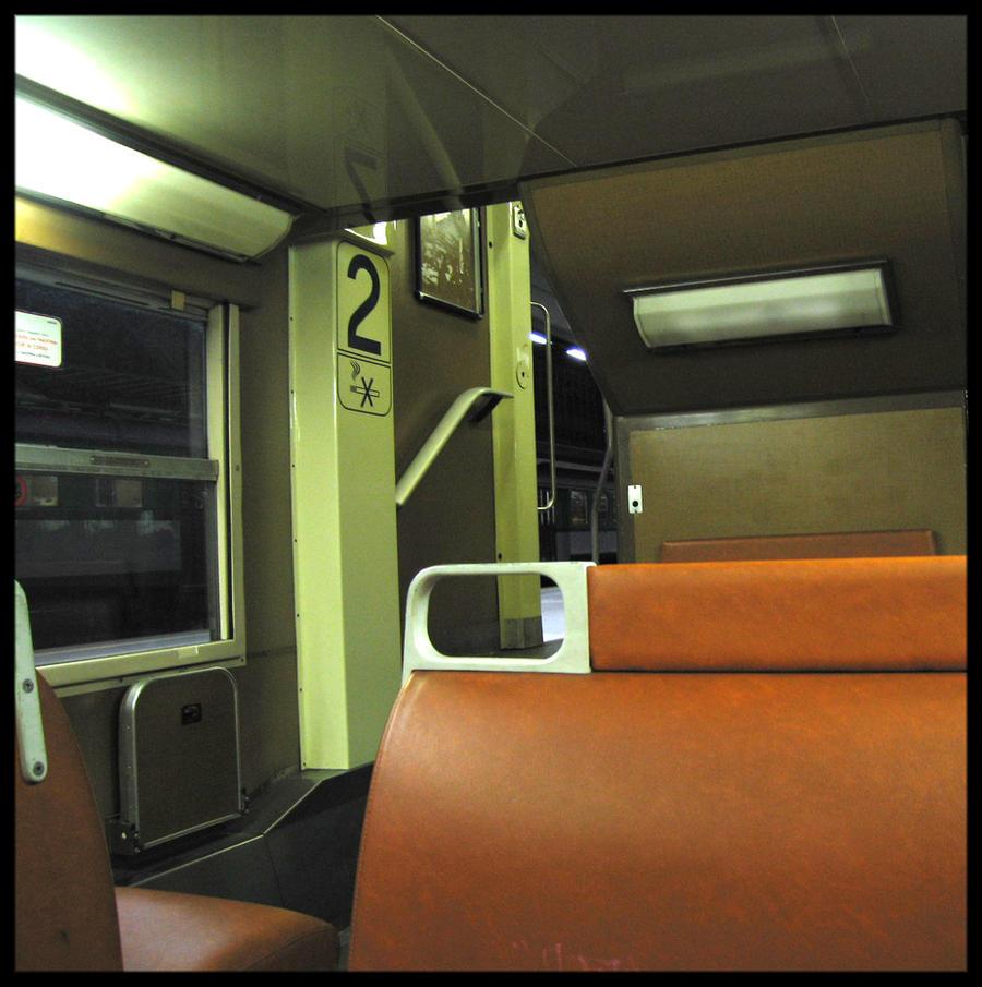Il Treno by wiebkefesch