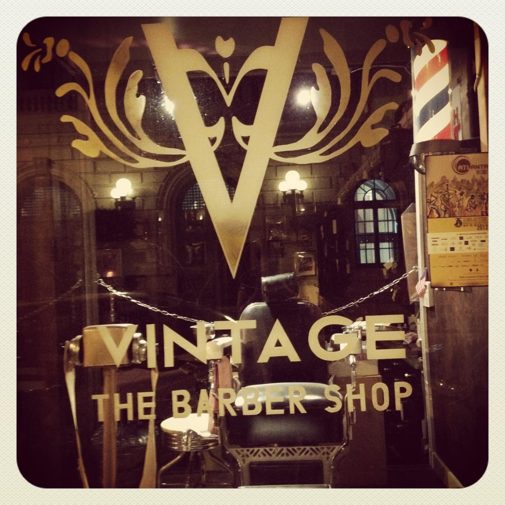 Barber Vintage 2017 : Vintage Barber Shop by wiebkefesch on DeviantArt