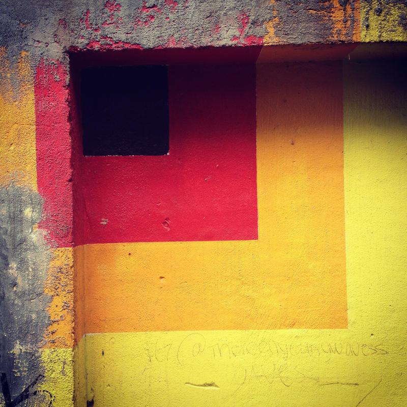 Colors Under the Bridge by wiebkefesch