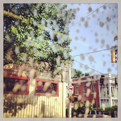 Bus View - North and Highland