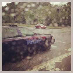 Bus View - Atlanta Police