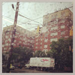 Bus View - Ponce Apartments