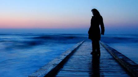 Beach Sunrise by whisperwish