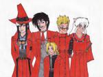 Heroes in Red