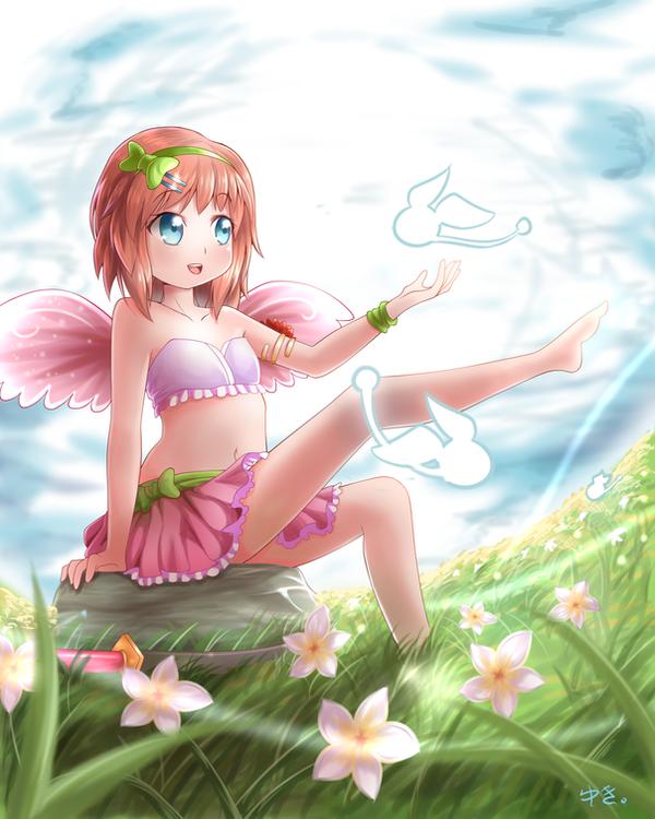 Dreamy Kaori by yukionetwo