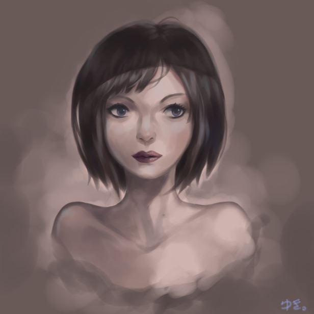 Portrait-chan by yukionetwo