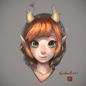 DotA 2 - Enchantress