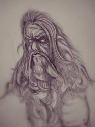 Zeus by XAlfredX