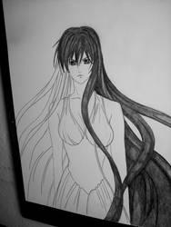 Athena Sasha by XAlfredX
