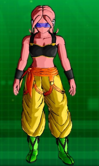 Majin Bara's new outfit by RT912 on DeviantArt