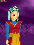 Brachi - Supreme Kai outfit