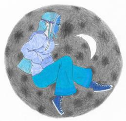 Lunar Dust v.2 (Solar Sands fan art) by virtualfairyqueen