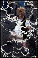 Playing with Lightning by VandorWolf