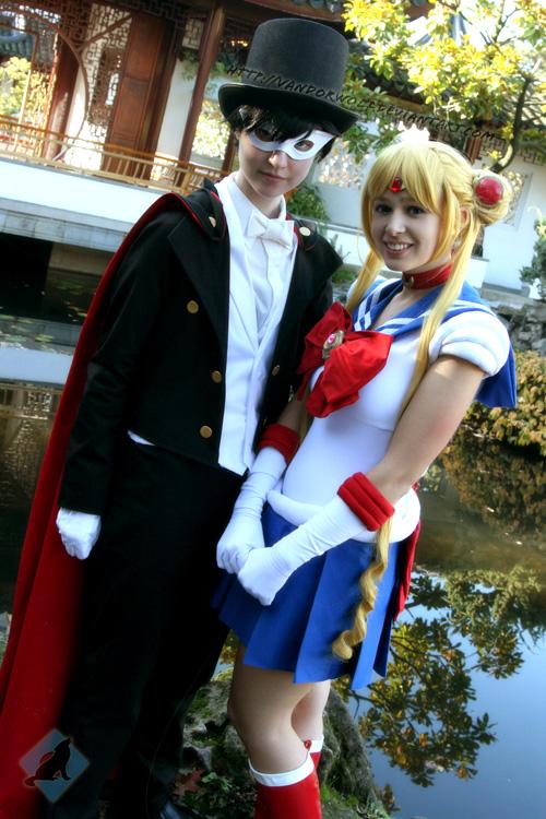 Sailor Moon: Her Hero by VandorWolf
