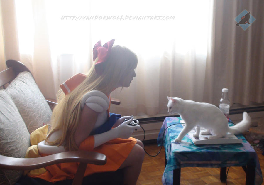 Sailor Venus: Someplace to Be