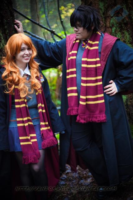 Harry Potter: Lily Evans by VandorWolf
