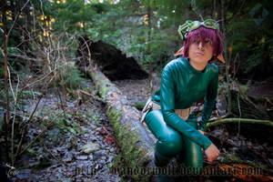 Artemis Fowl: LEPrecon Holly