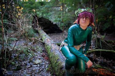 Artemis Fowl: LEPrecon Holly by VandorWolf