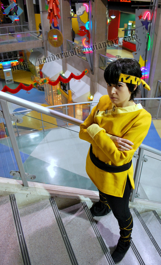 Ranma: Ryoga Hibiki by VandorWolf