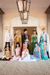 Sailor Moon Princesses + Co.