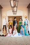 Sailor Moon Princesses + Co.
