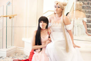 Sailor Moon: Royal Best Friend by VandorWolf