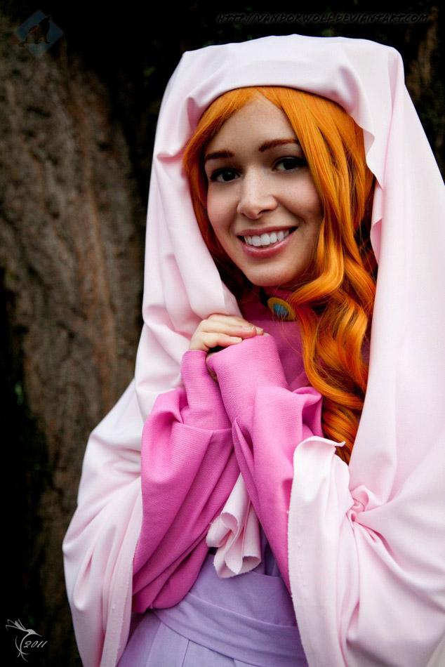 Robin Hood: Maid Marian by VandorWolf