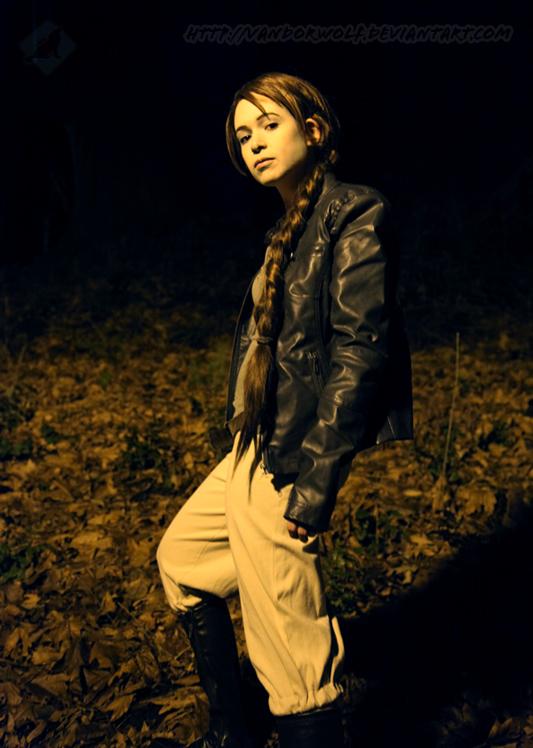 Katniss Everdeen WIP 2 by VandorWolf on DeviantArt