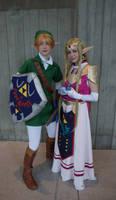 The Legend of Zelda: Ocarina of Time by VandorWolf