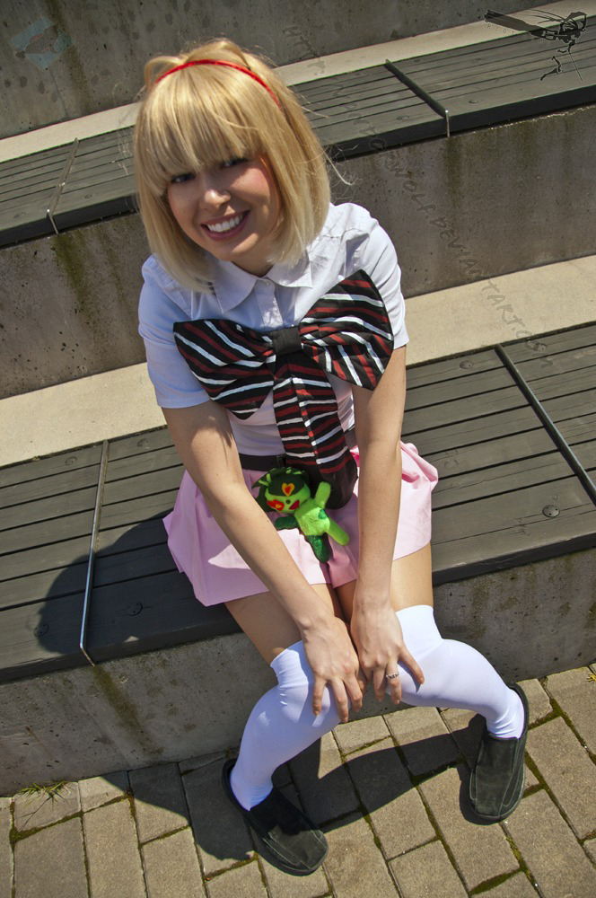 Blue Exorcist: Shiemi Moriyama by VandorWolf