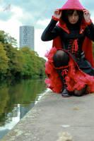 RWBY- Ruby Rose by VandorWolf