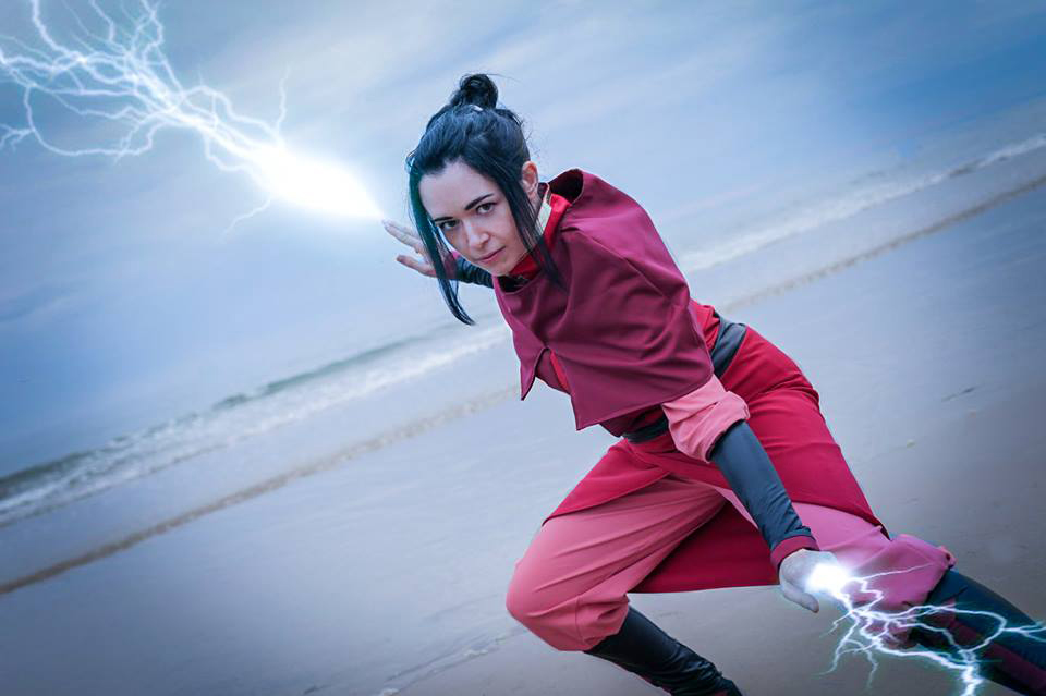 Avatar The Last Airbender: Azula by VandorWolf