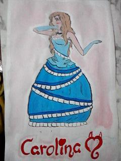 Mrs Caroline by Cloudelfish