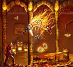 II. Temple of Fire