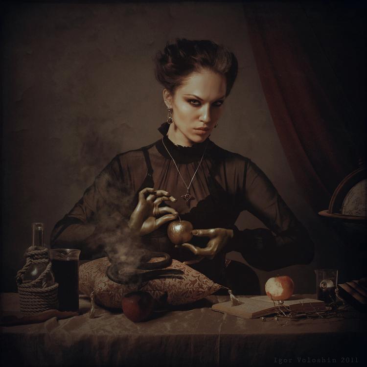 Alchimia by IgorVoloshin