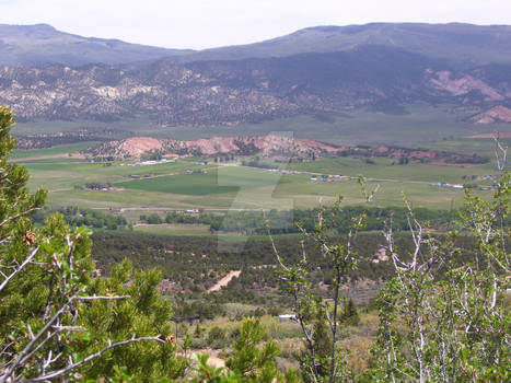 Mountain Country Valley View